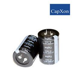 22000mkf - 16v  LP 25*36  caPxon 85°C конденсатор електролітичний
