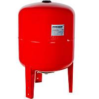 Бак для насосной станции на 100 литров. Гидроаккумулятор Насосы+ VT 100