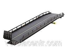 Рампа мобильная DoorHan с опорой на кузов автомобиля серии RMTS