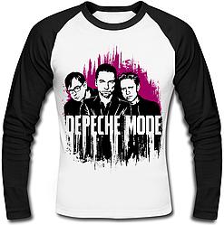 Футболка с длинным рукавом Depeche Mode