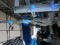 Диодная гирлянда Водопад 320 ламп, фото 1