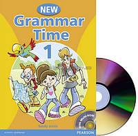 Английский язык   Grammar Time   Student Book+CD. Учебник, 1   Pearson Longman
