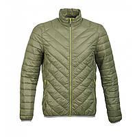 Чоловіча зелена спортивна куртка.Оригінал.Розмір S (48) 5c4a5b8ec6e3c