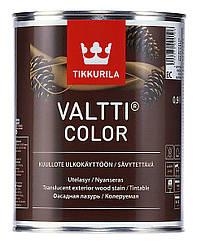 Фасадная лазурь Tikkurila Valtti Color 0.9l
