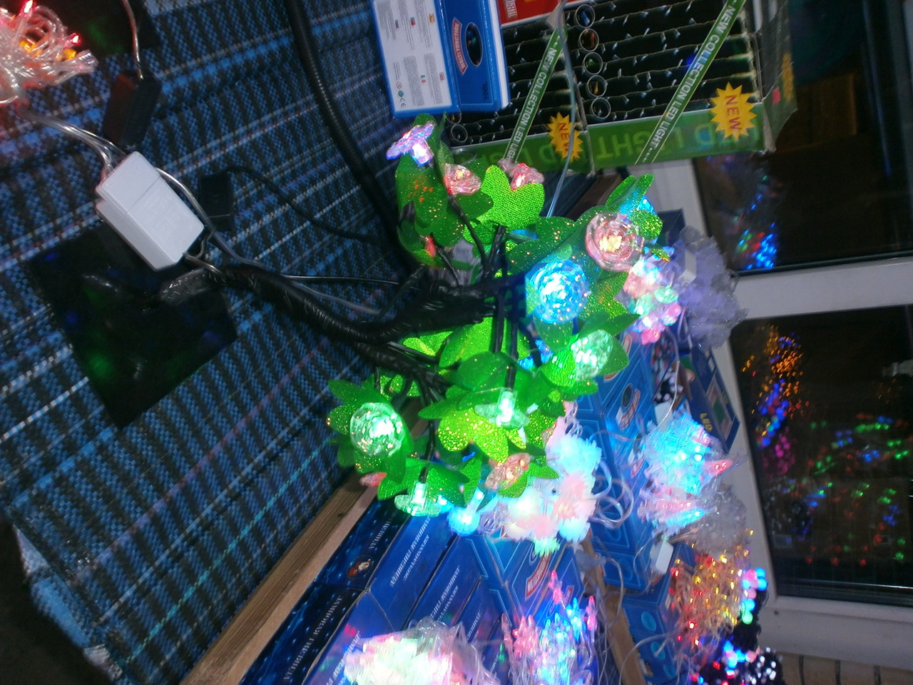 Дерево новогоднее, фото 1