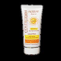 Coverderm FILTERAY Face SPF60 — Солнцезащитный крем для лица