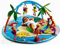 Развивающие игровые коврики для младенцев