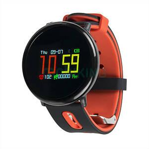 Smart Watch S-07 Black/Red