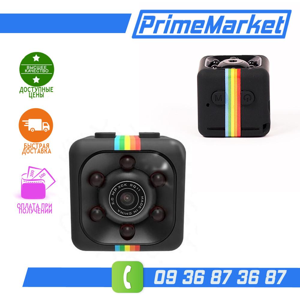Мини Камера /Видеорегистратор Mini DV Camera SQ11 Quelima Лучше SQ8 /SQ9, фото 1