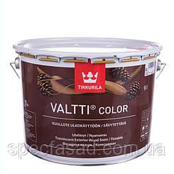 Фасадная лазурь Tikkurila Valtti Color 9l