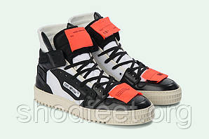 Мужские кроссовки OFF White x Nike Dunk SB Low 3.0