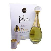 Подарочный набор Dior J adore (парфюм 100 ml и атомайзер 7 8ffb477e72b9f