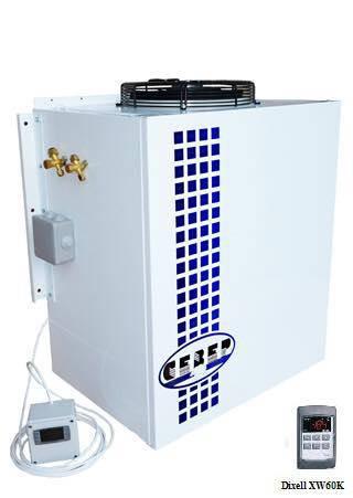 Морозильная сплит-система BGS 218 S (-15...-20 С) (15 м.куб), фото 2
