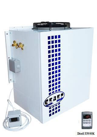 Сплит-система низкотемпературная BGS 330 S (-15...-20 С) (40 м.куб), фото 2