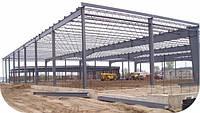 Строительство промышленных объектов