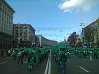 Флешмоб Киев