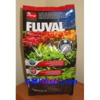 Hagen Fluval Stratum PLANT & SHRIMP субстрат для растений и креветок, 8кг