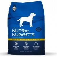 Nutra Nuggets Maintenance Formula корм для собак с умеренной физической активностью, 3кг