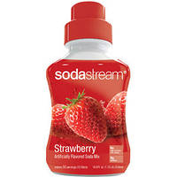 SodaStream сироп # Strawberry (Клубника) 500 мл.