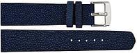 Ремешок для часов из кожи ската   STWS 01 Dark Blue