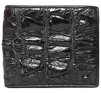 Портмоне из кожи крокодила ALM 04 BT Black