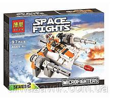 """Конструктор Bela 10361 (Аналог LEGO Star Wars) """"Снеговой спидер"""" 97 деталей"""