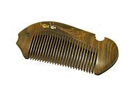 Гребень из натурального сандала для волос