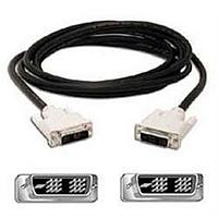 Видео кабель atcom 8057 dvi-dvi ferite 24pin длина 1.8 метра