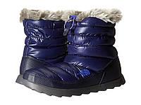 Ботинки/Сапоги (Оригинал) The North Face ThermoBall™ Micro-Baffle Bootie Shiny Astral Aura Blue/Blue Iris (Prior Season)