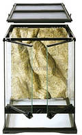 Террариум для рептилий и амфибий HAGEN Exo Terra Glass Mini Tall, 30*30*45 см