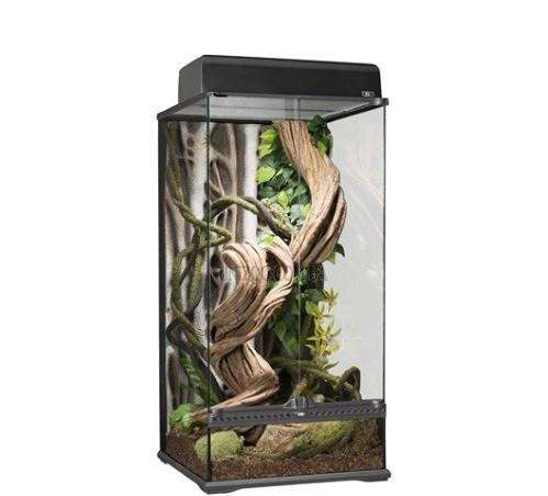 Террариум для рептилий и амфибий HAGEN Exo Terra Glass Small X-Tall, 45*45*90 см