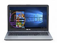 Ноутбук 15' Asus X541NC-DM047 Silver, 15.6' матовый LED FullHD (1920x1080), Intel Pentium N4200 1.1-2.5GHz, RAM 4Gb, HDD 500Gb, nVidia GeForce 810M