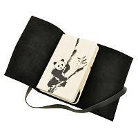 Софт-бук Панда: черно-белые зарисовки