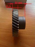 Шестерня КПП 1-й передачи пром. вала (постоянного зацеп. 38 зубов) JAC 1020 (Джак)
