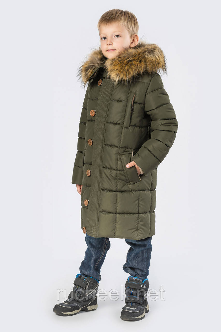 X-Woyz Зимняя куртка для мальчика DT-8272-1