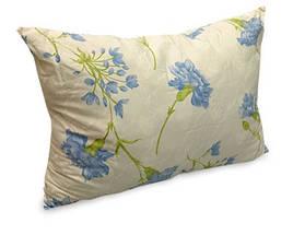Подушка силіконова-бавовна