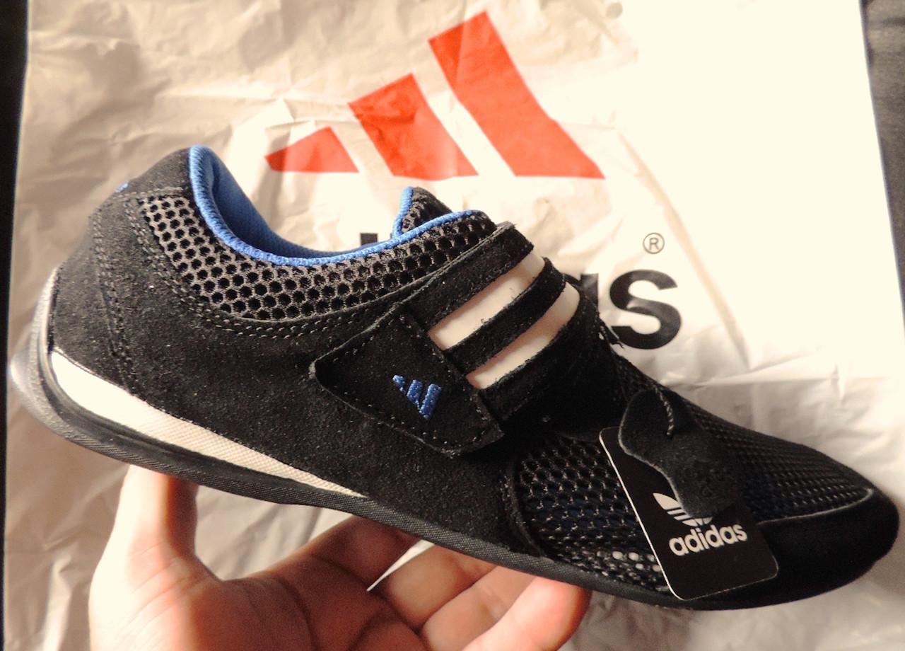 ... Кожаные мужские кроссовки Adidas Daroga. Летние кроссовки сетка, реплика,  ... 875493586cd