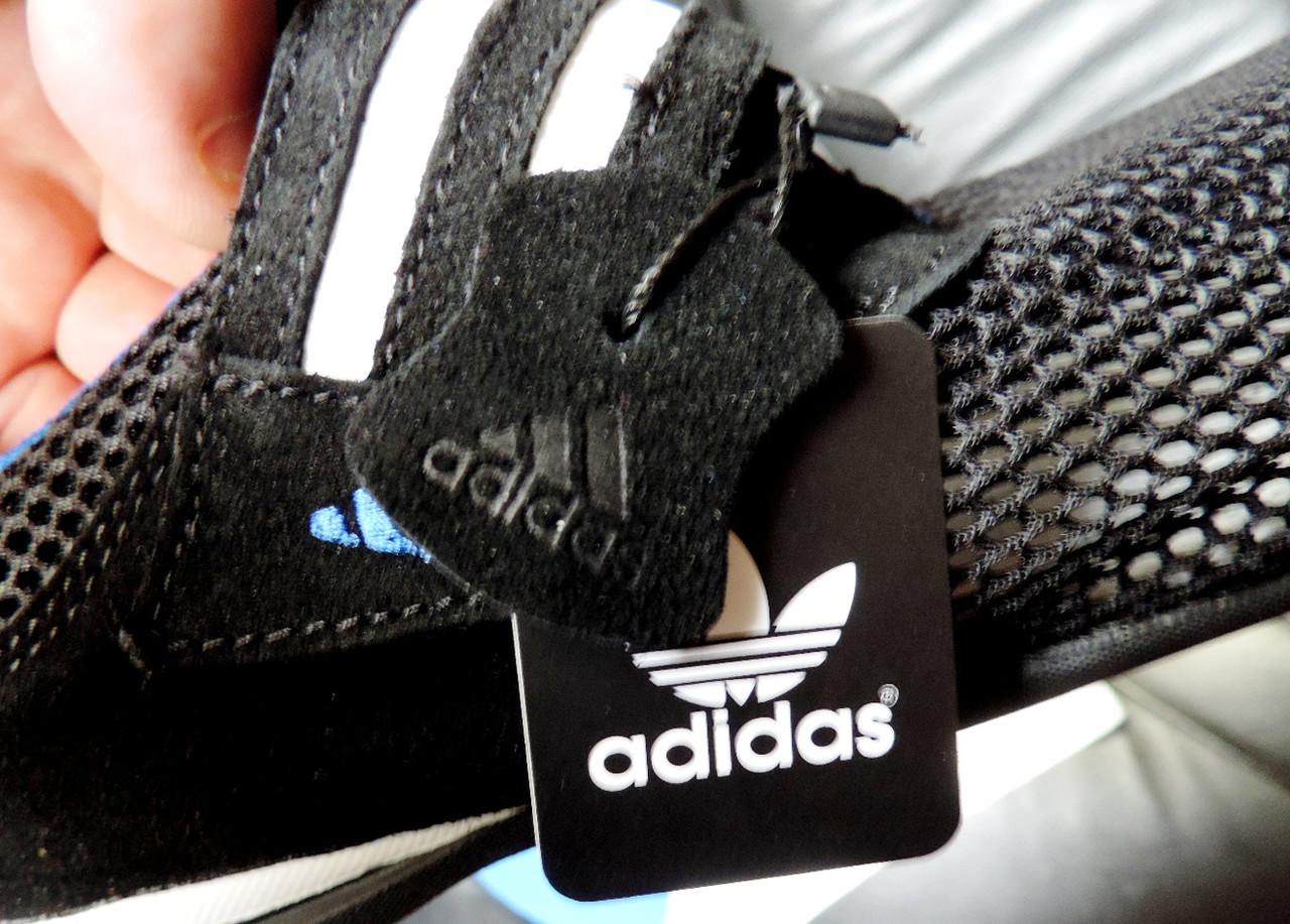 fa992e6b3255 ... Кожаные мужские кроссовки Adidas Daroga. Летние кроссовки сетка, реплика,  ...