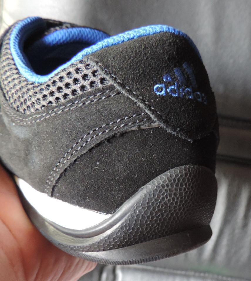 ... Кожаные мужские кроссовки Adidas Daroga. Летние кроссовки сетка, реплика,  фото 10 f44d2257f4d