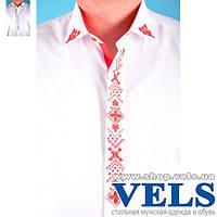 Рубашка VELS 1 вышиванка пр.