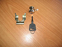 Замок дверей правий, левый (личинка+ключ) JAC 1020 (Джак)