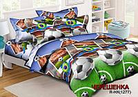 Детский комплект из Ранфорса Футбол №397 Черешенка™
