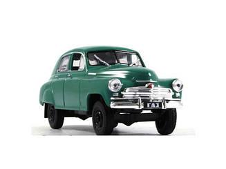 Модель Автолегенды (ДеАгостини) ГАЗ-М72 (1:43)