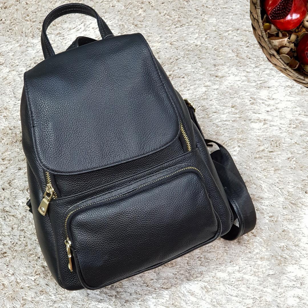 4eba9032becb Брендовый женский рюкзак из натуральной кожи, цена 1 510,40 грн ...