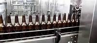 Линия розлива пива 6000 бутылок в час