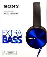 Наушники SonyMDR-XB350AP
