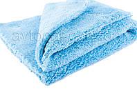 Микрофибра AutoMagic высокий и мягкий ворс, синий цвет