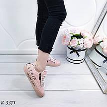 Кроссовки из экокожи, фото 2