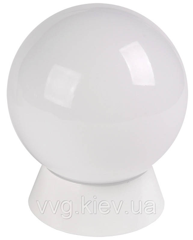 Светильник НПП9101 белый шар 60Вт IP33 IEK