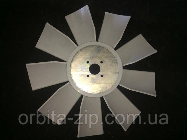 238Н-1308012 Крыльчатка вентилятора ЯМЗ 238Н, 238, 236 (9 лопастей) пластик (пр-во Украина)